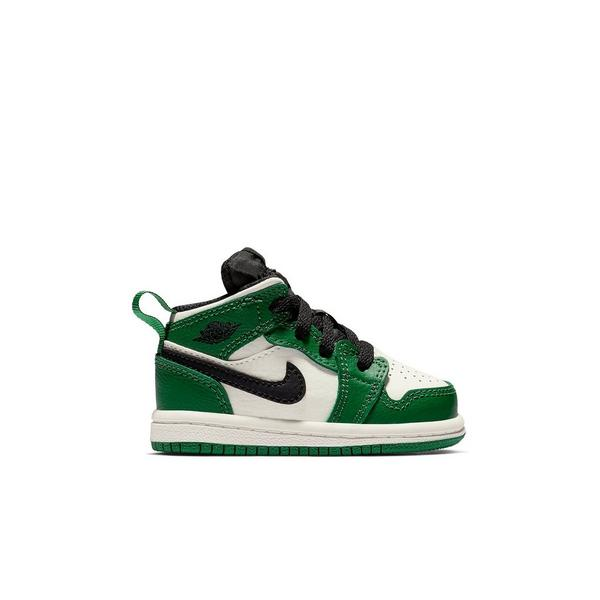 official photos b9f64 c5d1f Display product reviews for Jordan 1 Mid SE -Pine Green- Toddler Kids  Shoe