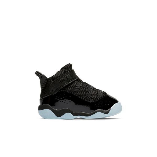 pretty nice 6d069 fab04 Display product reviews for Jordan 6 Rings -Black White- Toddler Kids   Basketball