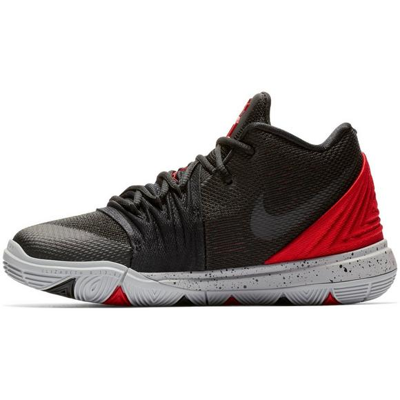 Nike Red And Black Running Shoes - NikeSaleOnline