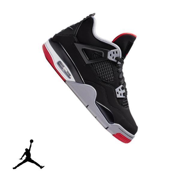 newest 3057c ad4d0 Display product reviews for Jordan 4 Retro -Black Fire Red Cement Grey-