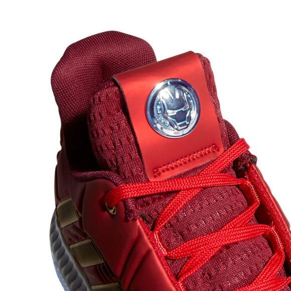 Adidas X Marvel Harden Vol 3 Iron Man Grade School Kids