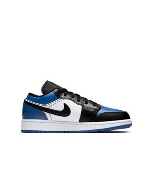 Jordan 1 Retro Low Royal Toe Grade School Kids Shoe Hibbett City Gear