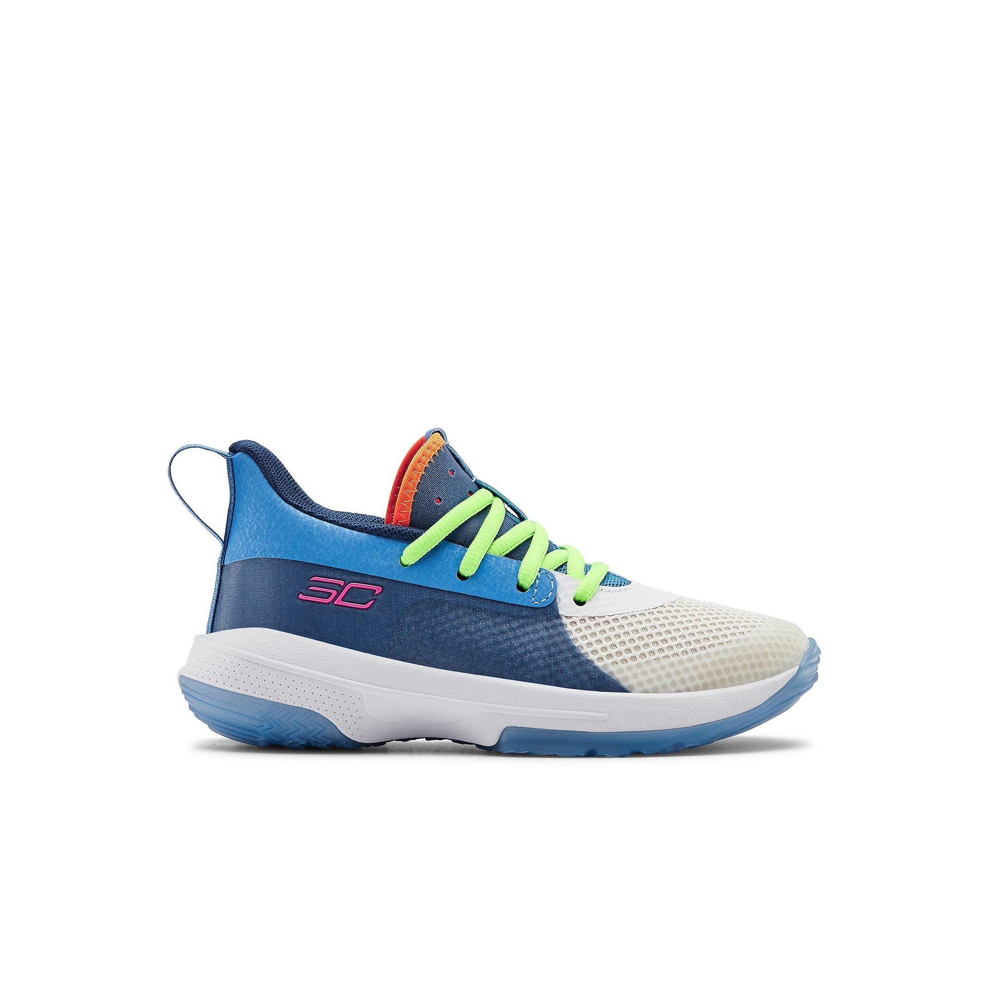 boys steph curry shoes
