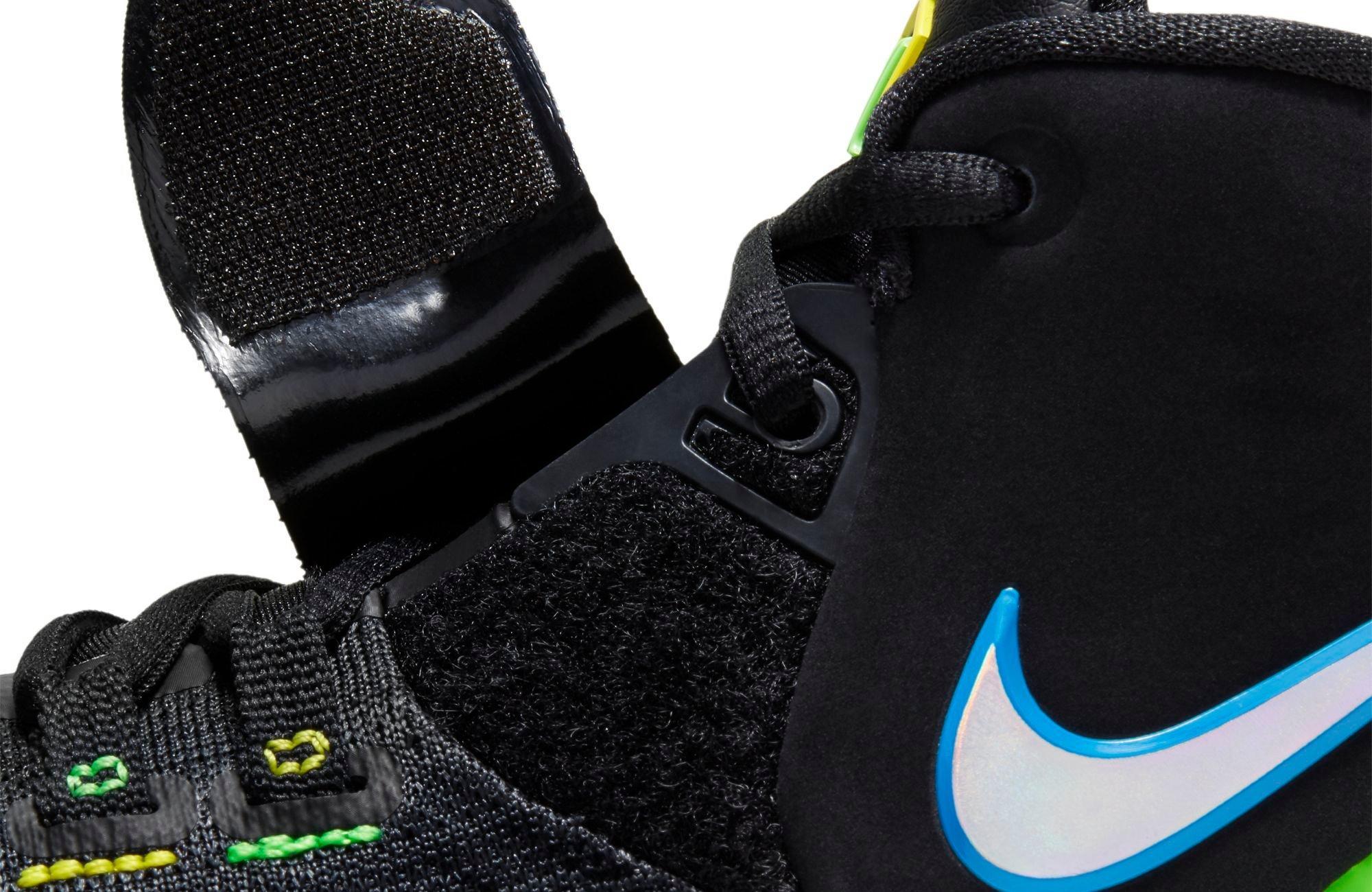"Nike Kyrie 6 ""Black/ White/ Soar/ Dynamic Yellow"" Men's and Kid's Basketball Shoe"