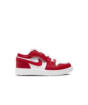 Jordan 1 Low Alt Gym Red White Preschool Boys Shoe Hibbett