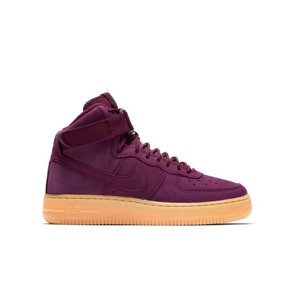cdae4f4d23a026 Nike Air Force 1 High WB Grade School Boy s Shoe - Main Container Image 1