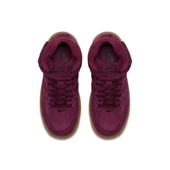 brand new c8cab 56242 Nike Air Force 1 Mid WB Preschool Kid's Shoe - Hibbett US
