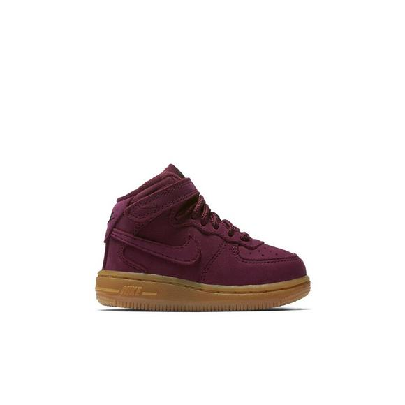 a73135171a6a87 Nike Air Force 1 Mid WB Toddler Kids  Shoe - Main Container Image 1
