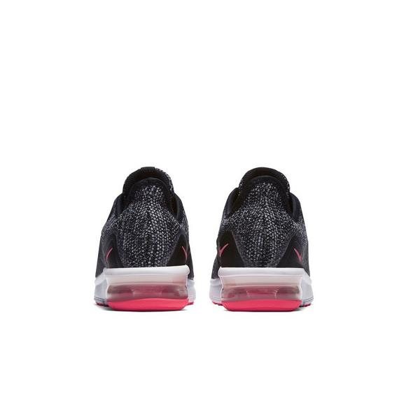 Nike Air Max Sequent 3 Grade School Girls  Running Shoe - Main Container  Image 4 813e9232cb7c