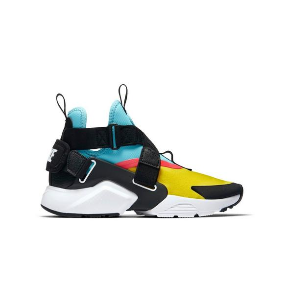 3d1bd0ea65b4 Nike Huarache City Grade School Kids  Shoe - Main Container Image 1