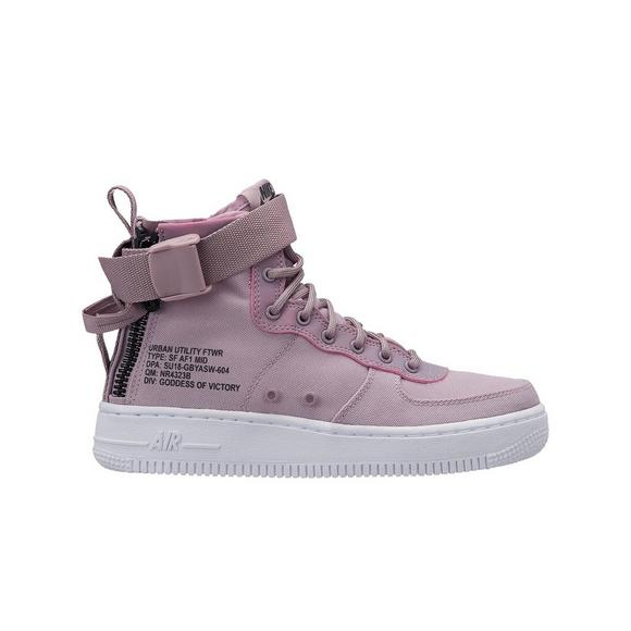 sale retailer c5427 b2000 Nike SF Air Force 1 Mid
