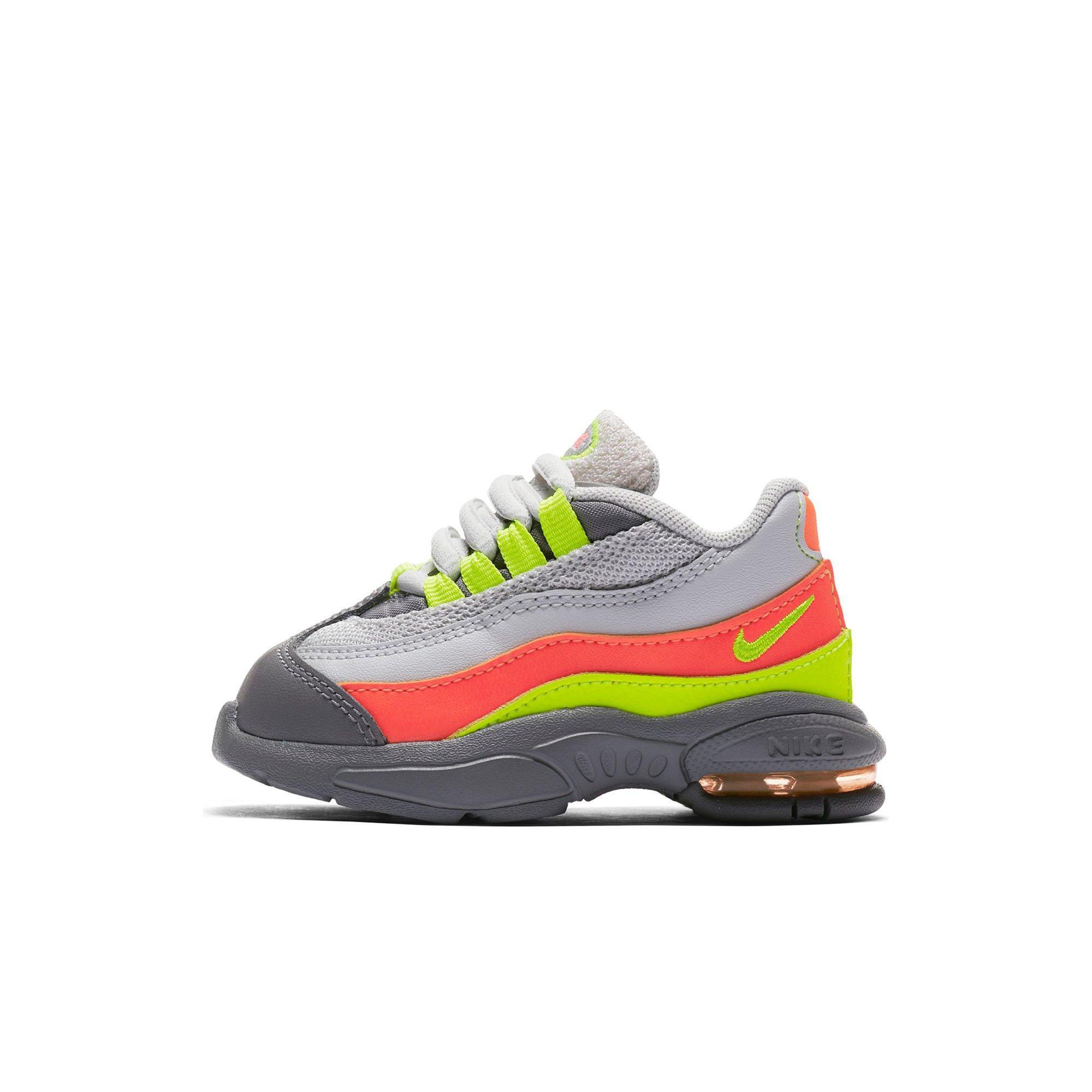 competitive price 7b3d6 a9d5c ... nike toddler air max 95 running shoes ...