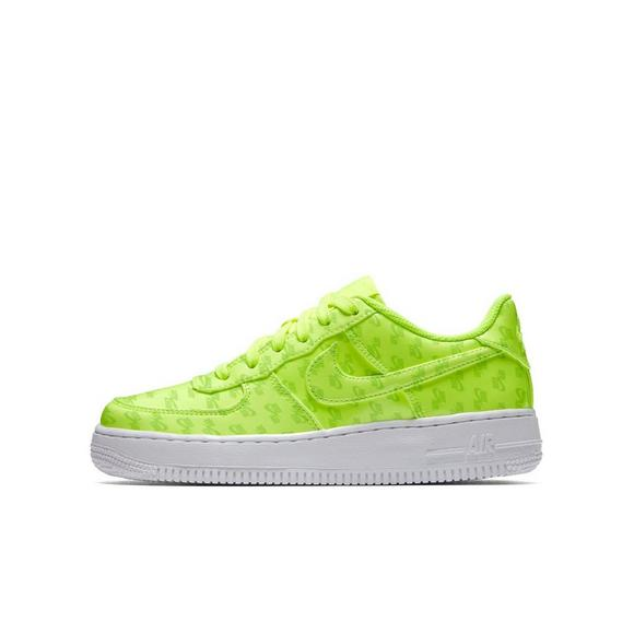 timeless design 10a3a d2682 Nike Air Force 1 LV8 UV Grade School Kids  Shoe - Main Container Image 2