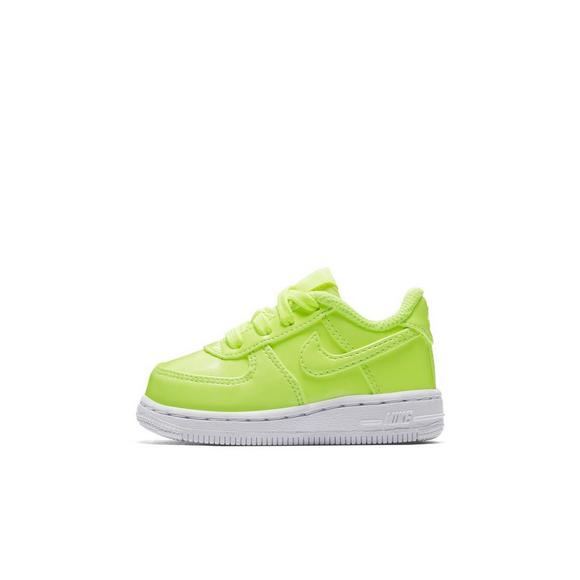 Nike Air Force 1 LV8 UV Green Toddler Girls  Shoe - Main Container Image 3 0f3f4ee9e