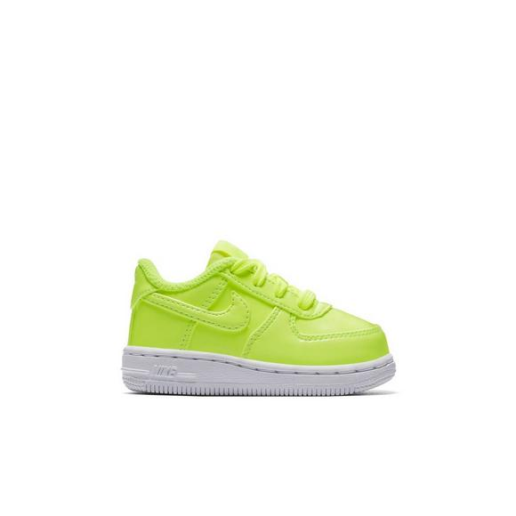 Nike Air Force 1 LV8 UV Green Toddler Girls  Shoe - Main Container Image 1 b16fb4ea3