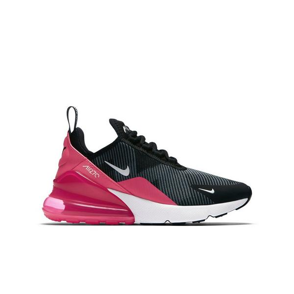 best loved 00857 9b47c Display product reviews for Nike Air Max 270 Knit Jacquard Grade School  Girls  Shoe