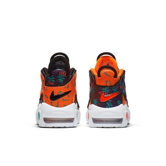 Nike Air More Uptempo What The 90s Grade School Kids Shoe