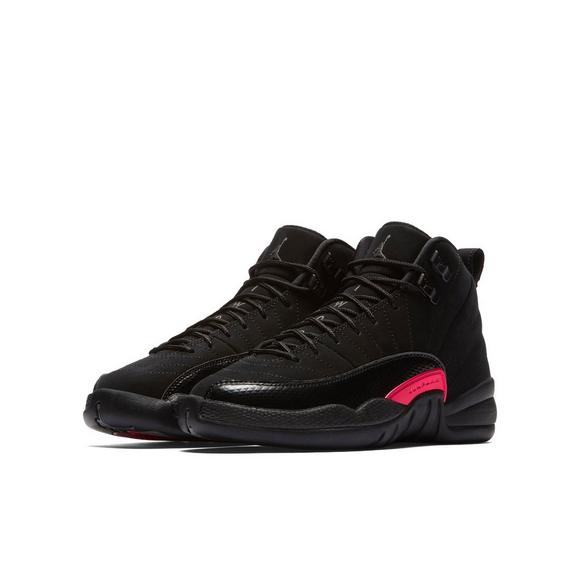 huge discount 9b912 bc892 ... germany jordan retro 12 black rush pink grade school kids shoe main  ca0b2 e57c3