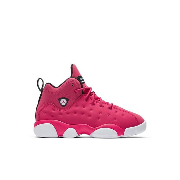 6bca19ed1cfc11 ... discount code for jordan jumpman team ii pink preschool girls shoe main  container be21f de66b