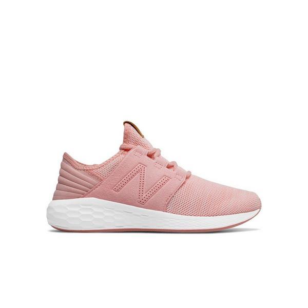 84925d22b Display product reviews for New Balance Fresh Foam Cruz Knit -Pink- Grade  School Girls