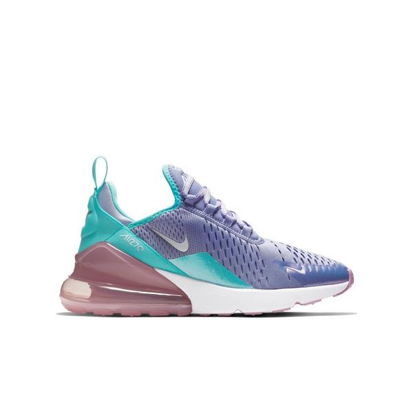 86b4500b42 Display product reviews for Nike Air Max 270 -Purple/Pink- Grade School Kids