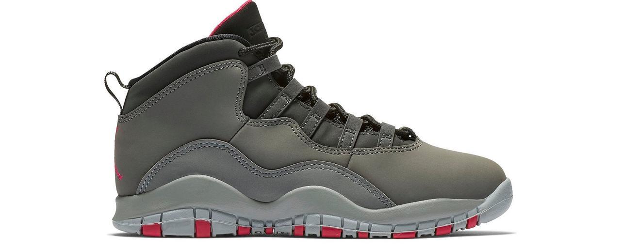 premium selection baf89 655a0 Sneaker Release: Kids Air Jordan Retro 10