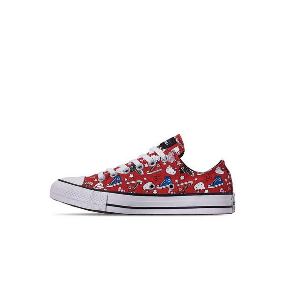 07724178f67b Converse x Hello Kitty Chuck Taylor All-Star OX Preschool Girls  Shoe - Main