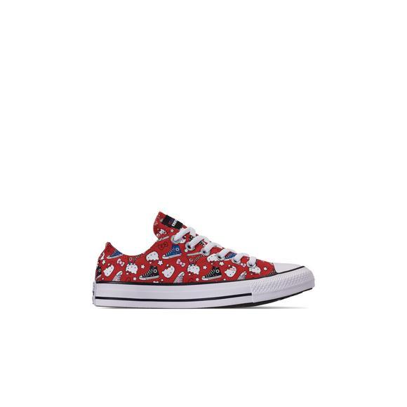 f8531828d4f Converse x Hello Kitty Chuck Taylor All-Star OX Toddler Girls' Shoe - Main
