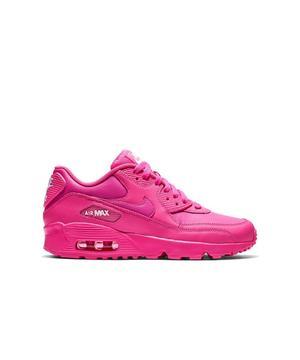 Nike Air Max 90 LTR (PS) Little Kids Shoes Laser Fuchsia