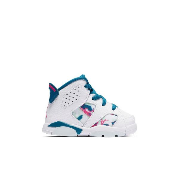 competitive price d8df7 e0385 Display product reviews for Jordan 6 Retro -Laser Fuchsia Green Abyss-  Toddler Kid s This product is currently selected