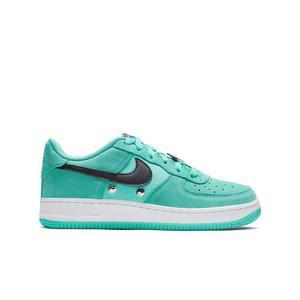 Green Grade School (3.5 9.5) Nike Air Force 1