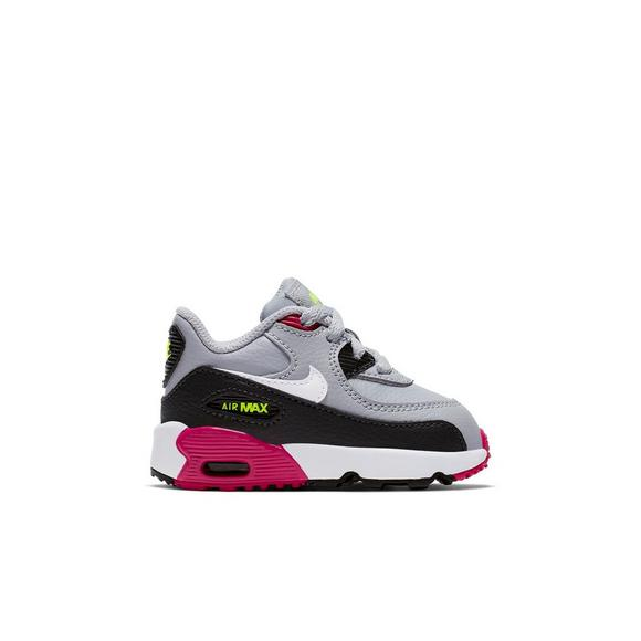 Nike Air Max 90 W shoes white pink grey
