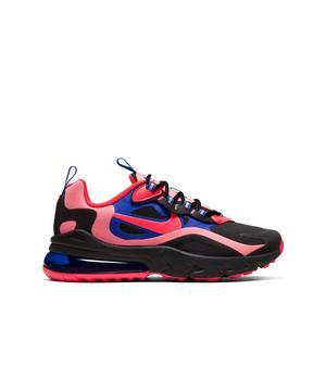 air max 270 react black and pink