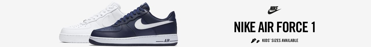 If your go-to kicks are Nike Air Force 1, you appreciate the genius of  sneaker design. Premiering in 1982 as the first basketball shoe to use Nike  Air ...
