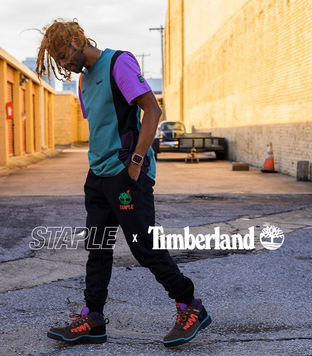 Shop Staple x Timberland at Hibbett | City Gear
