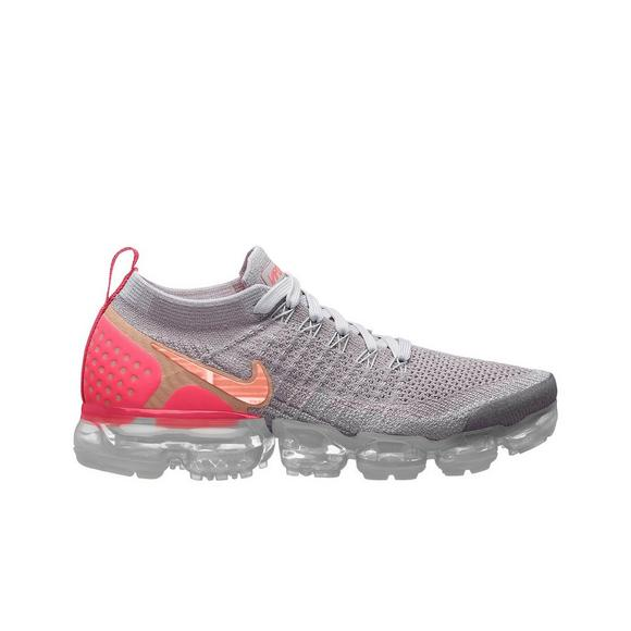 meet 08524 aea65 ... promo code for nike air vapormax flyknit 2 atmosphere grey womens shoe  main container 2ed17 d21ed