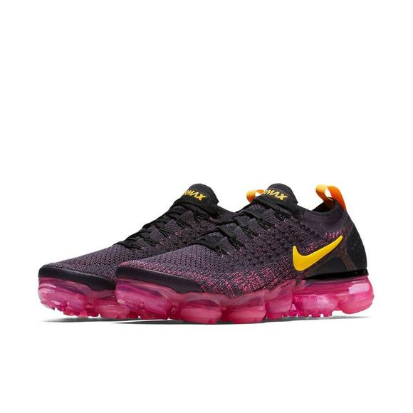 in stock 100% high quality discount shop nike air vapormax flyknit 2 pink