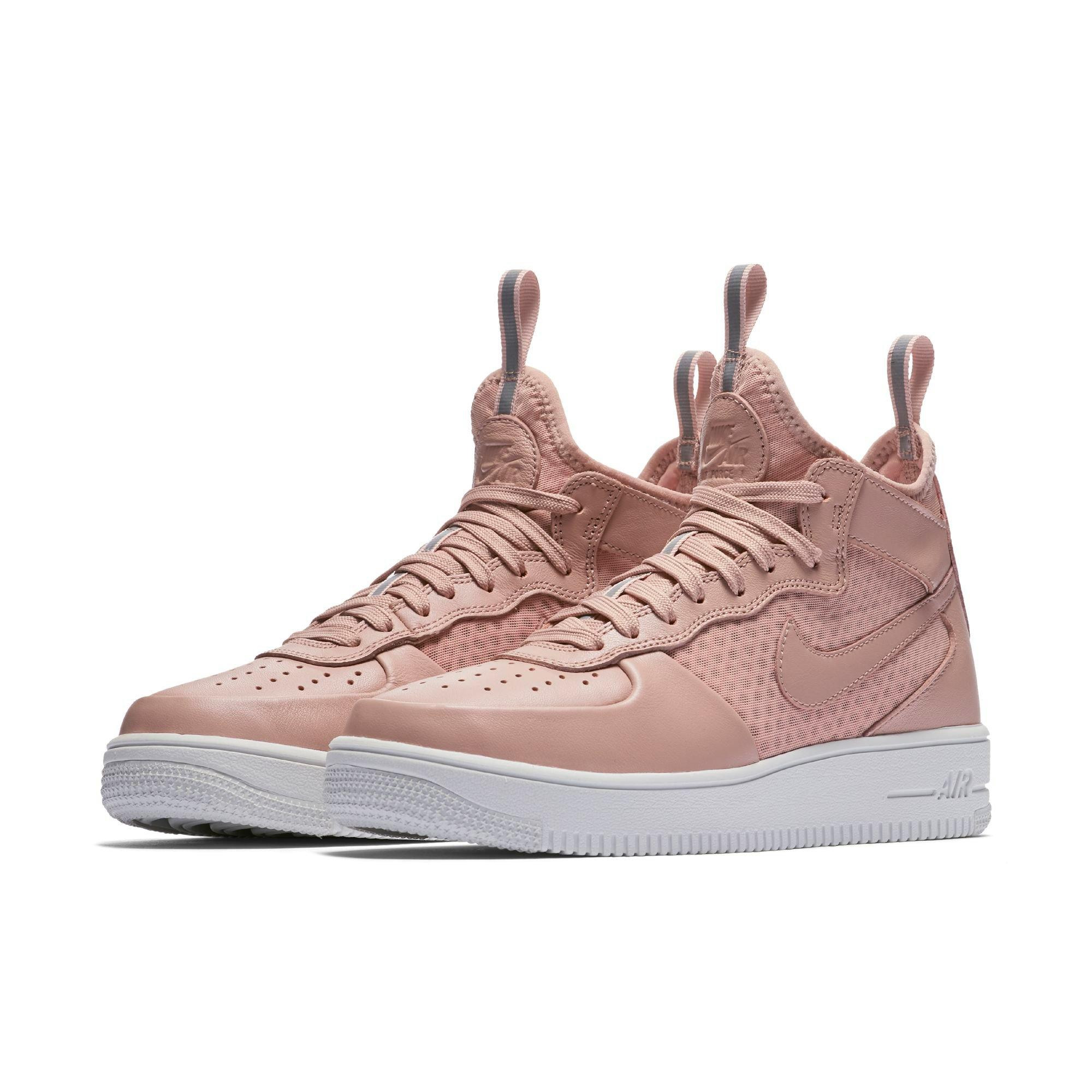 Femmes Nike Air Force 1 Ultraforce Mi Haut