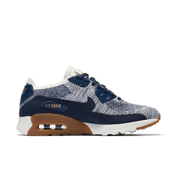 8d7ed9a49a Air Max 90 Flyknit Ultra 2.0 Women's Casual Shoe - Main Container Image 2