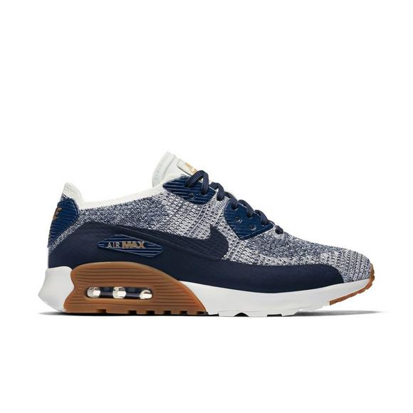 finest selection b0238 25e0d Air Max 90 Flyknit Ultra 2.0 Women's Casual Shoe - Hibbett US