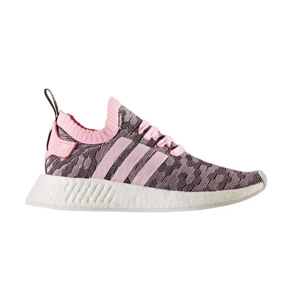colorful shoes woman Adidas Originals NMD Primeknit womens