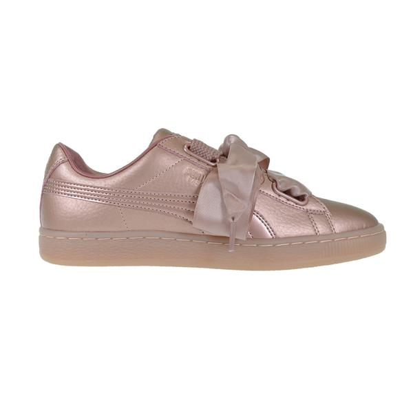 uk availability 3aecd 9efac Display product reviews for Puma Basket Heart -Rose- Women s Casual Shoe