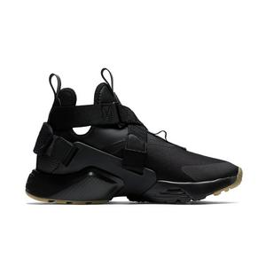 nike huarache shoes black
