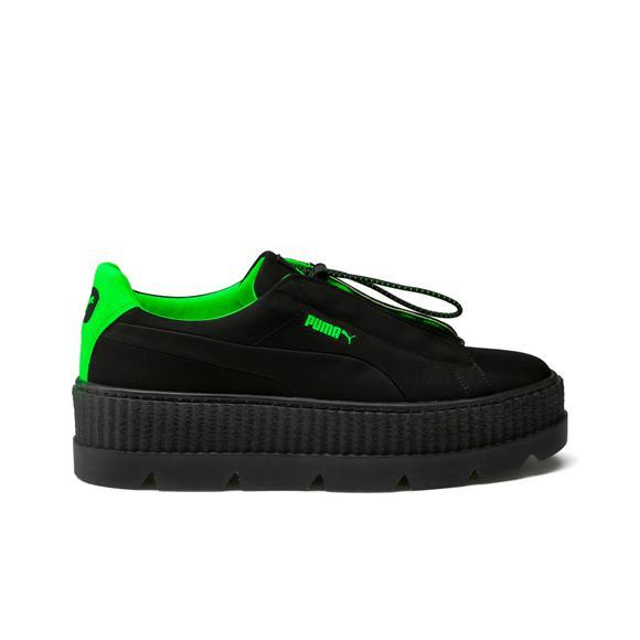 premium selection 3f528 6bfde Puma Fenty Studded Creeper Surf