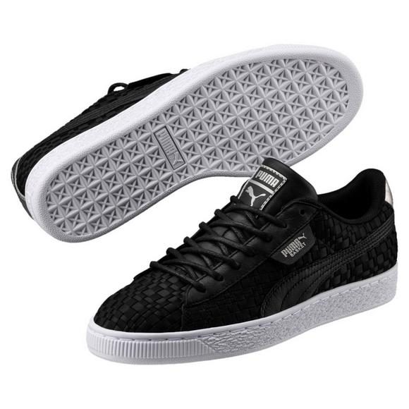 e77946fb287072 Puma Basket En Pointe Satin Women s Shoe - Main Container Image 4