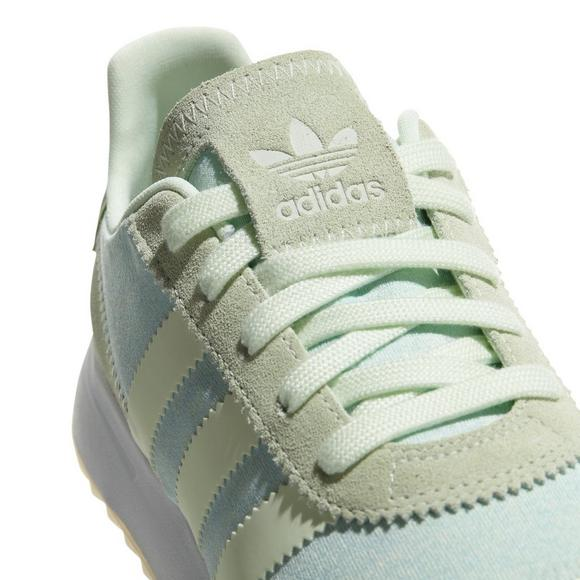 Women's Adidas Originals Running Flb Greenwhite Runner Shoe zq1TIqSx