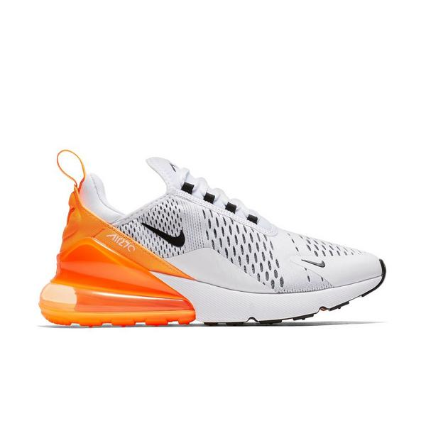 buy popular db52f be5ad Display product reviews for Nike Air Max 270 JDI -White Total Orange-  Women s