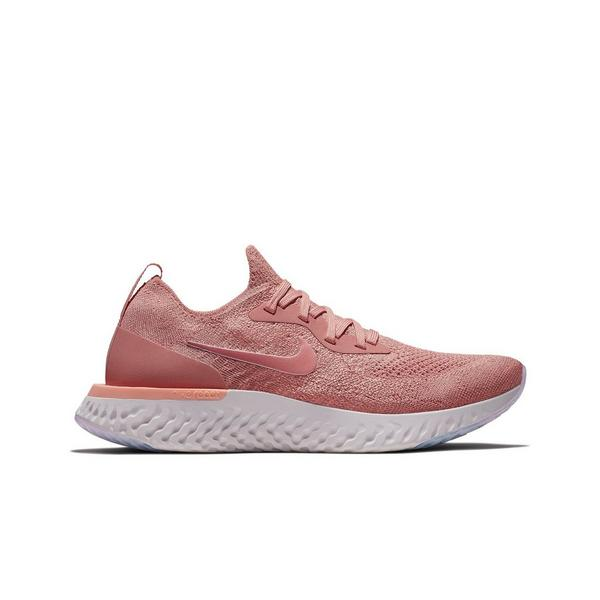 new york a731c f24d3 Display product reviews for Nike Epic React Flyknit -Rust Pink- Women s Running  Shoe