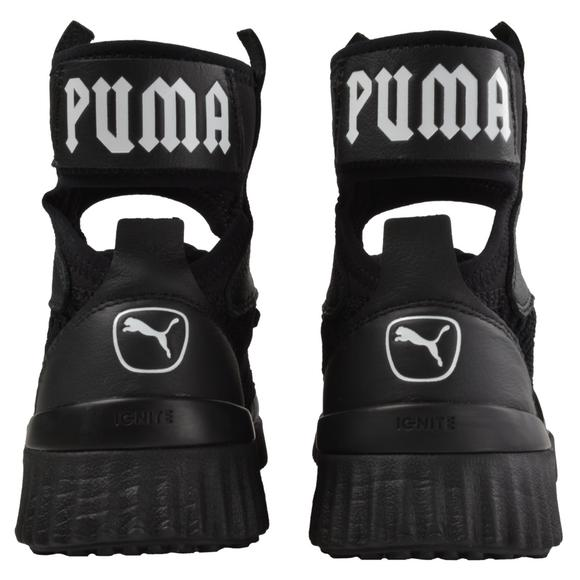PUMA PUMA Fenty Trainer Mid (Puma BlackPuma White) Women's Shoes from 6pm | more