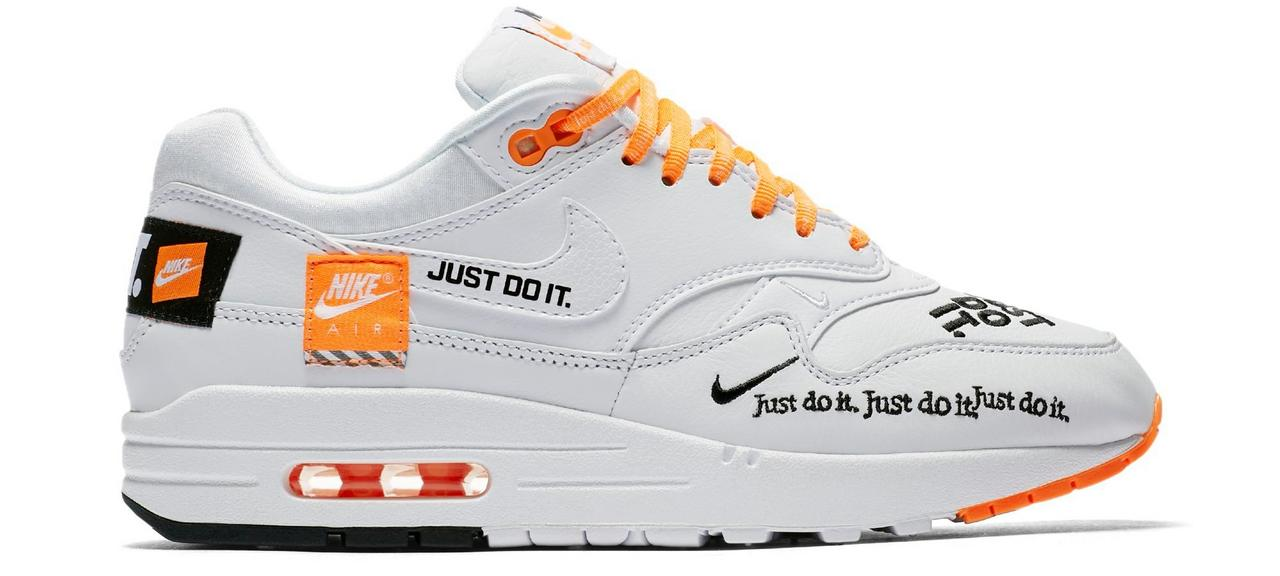 6bf62d496bef2 Launch Alert  Womens Nike Air Max 1 Just Do It